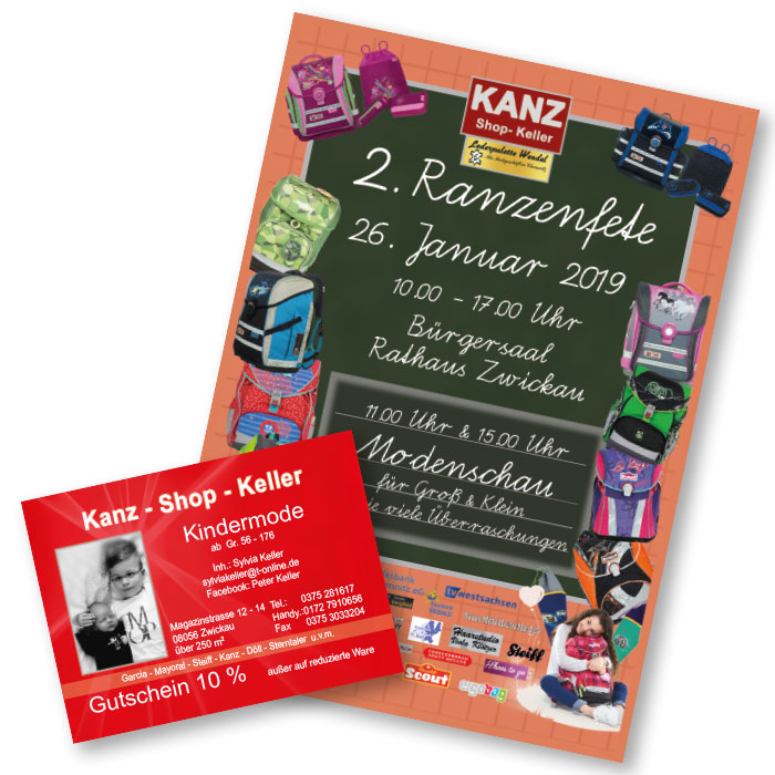 Kanz Shop Keller Zwickau